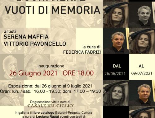 Buchi neri e vuoti di memoria, di Serena Maffia e Vittorio Pavoncello
